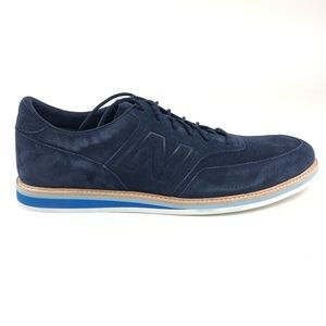 New Balance 1100 Suede Walking Shoes D MD1100NV